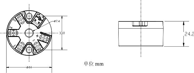 智能温度变送器/智能隔离温度变送器/mst10rl温度变送器